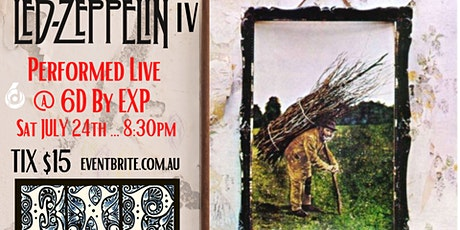 EXP Performs Led Zeppelin IV ... LIVE at Six Degrees tickets