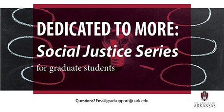 Power Dynamics As A Graduate Student: Dedicated to More tickets