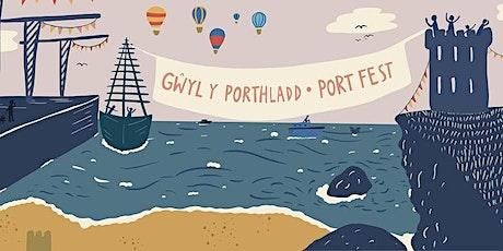Holyhead - Caergybi Port Fest 2021 tickets