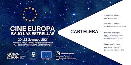 Cine Europa bajo las Estrellas - Premiere tickets