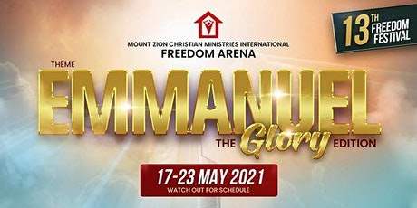 Sunday Thanksgiving and Anointing Service (The Emmanuel Conference Finale) tickets