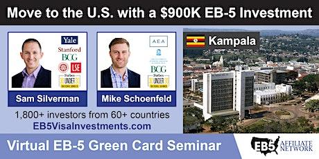 U.S. Green Card Virtual Seminar – Kampala, Uganda tickets