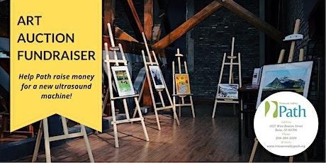 Art Auction Fundraiser tickets