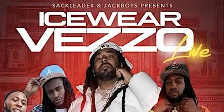 Icewear Vezzo Live tickets
