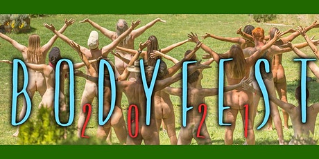 Bodyfest 2021 - Naturist Free-Body Workshops Activities tickets