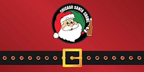 Chicago Santa Crawl in River North - A Holiday Themed Bar Crawl! tickets