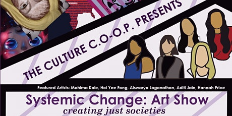 The Culture C.O.-O.P. Art Show (May 16th) tickets