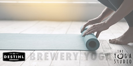 Brewery Yoga with The Yoga Studio tickets