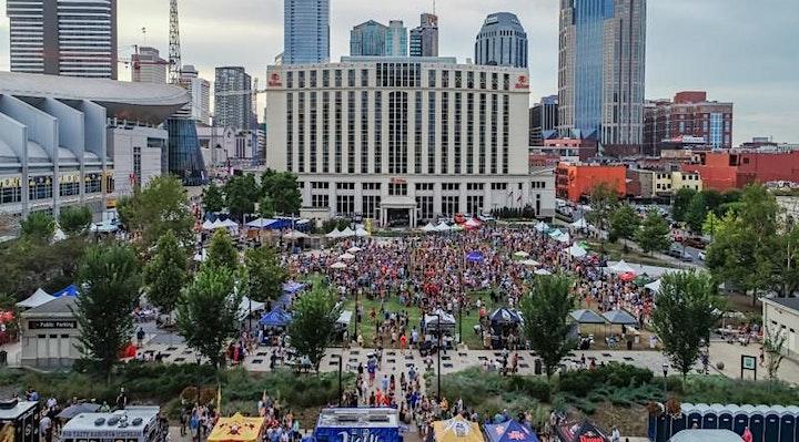 2021 Music City Brewer's Fest image