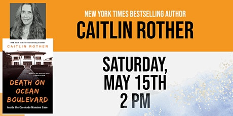 Caitlin Rother - New York Times Bestselling Author - Book Event tickets