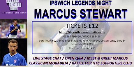 MARCUS STEWART - Live @ Bury Town tickets