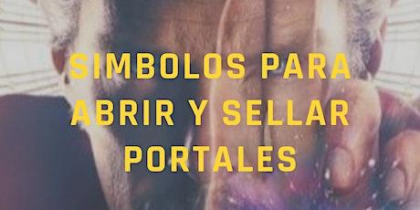 TALLER DE SIMBOLOS PARA ABRIR Y SELLAR PORTALES Y SIMBOLOS DE PROTECCION entradas