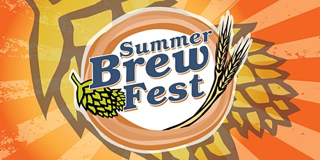 Denver Summer Brew Fest July 24, 2021 tickets