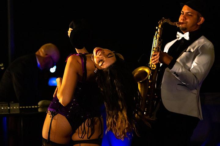 Pyrrha Sutra Presents Scandelsque Bourbon and Burlesque image