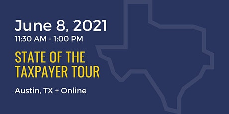 State of the Taxpayer Tour: Austin tickets