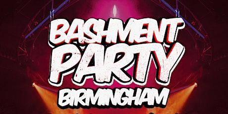 Bashment Party Birmingham - Summer Carnival tickets
