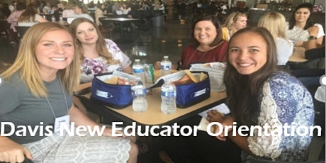 2021 Davis New Educator Orientation tickets