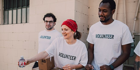Benefits of Volunteering for Temporary Residents (English) tickets