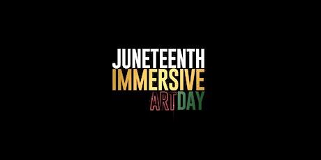 ALI Events -Juneteenth Immersive Art Day tickets