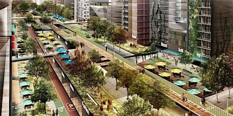 Ciclo de conferencias de Arquitectura Del mito a la política pública. boletos