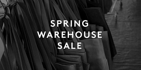 ABLE Spring Warehouse Sale @ Ozari (ticket cost refunded at checkout) tickets