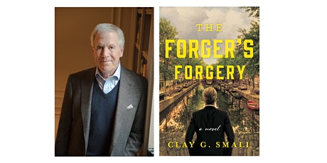 Author Clay Small discusses  'The  Forger's Forgery' tickets