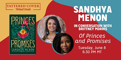Live Stream with Sandhya Menon in conversation with Brittney Morris tickets