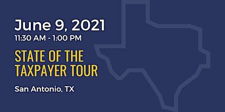 State of the Taxpayer Tour: San Antonio tickets