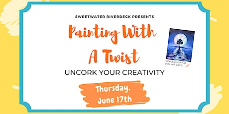 Painting With A Twist at SW Riverdeck tickets