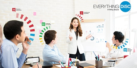 Certification:  Everything DiSC Workplace® Certification - Virtual tickets