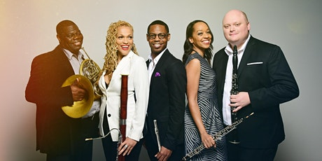 """Happy """"1/2"""" Hour Spring Fundraiser with Imani Winds tickets"""