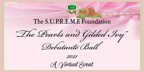 Pearl's And Gilded Ivy Debutante Ball tickets