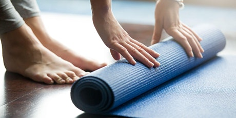 Pilates: MON-WED 12:30 PM - 1:30 PM and/or TUE 2:00 PM - 3:00 PM tickets
