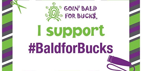 Benefit to support the Bald For Bucks fundraiser at Amherst Middle School tickets