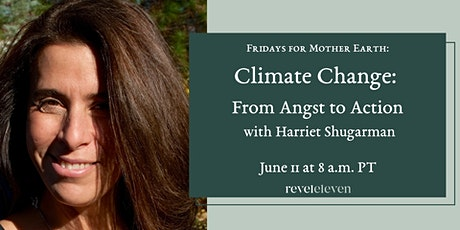 Climate Change: From Angst to Action tickets