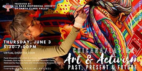 Chicana/Latina Art & Activism: Past, Present and Future tickets