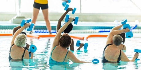 Aqua Power MON and/or WED  5:30 PM - 6:30 PM tickets