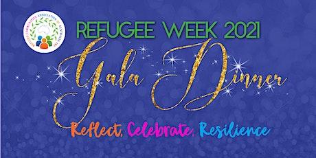 RCAA Refugee Week Gala Dinner 2021 tickets