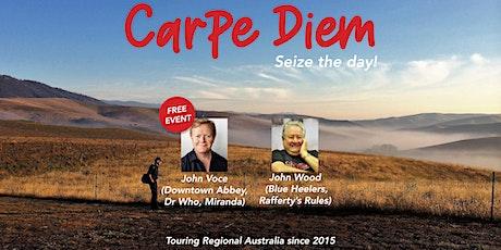 Carpe Diem - Seize The Day! (Murrayville) tickets