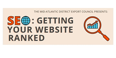 Getting Your Website Ranked tickets