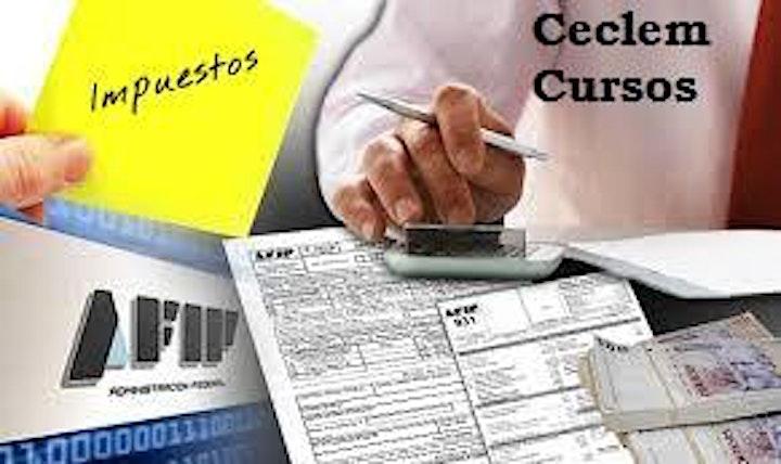 Liquidador Impositivo Fiscal Tributario + Siap + Excel Oficial Beca image