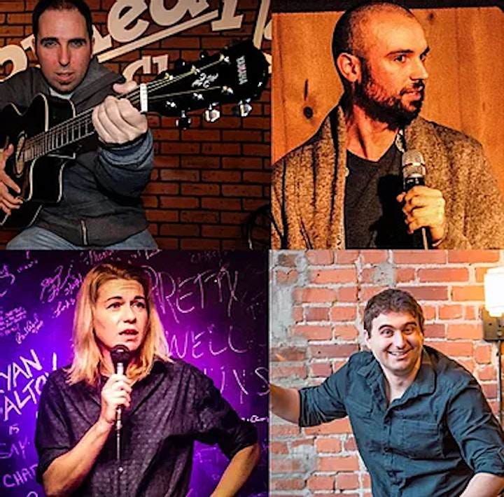 O'Toole's Irish Pub & Grill Presents.. The Midwest Comedy Tour image
