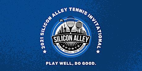 2021 Silicon Alley Tennis Invitational tickets