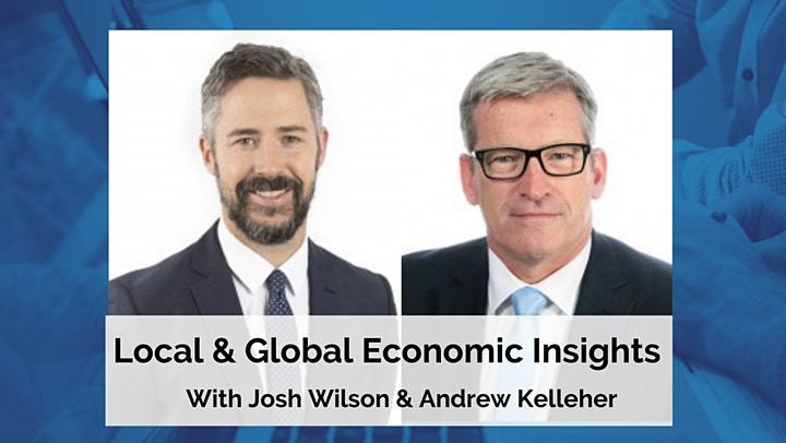 Local & Global Economic Insights, with Andrew Kelleher and Josh Wilson image