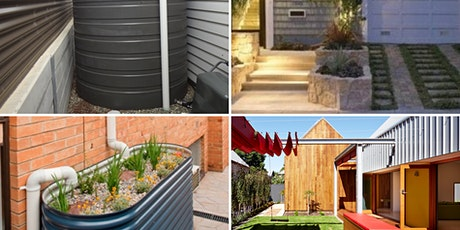 Water Sensitive Design In Your Home & Backyard tickets