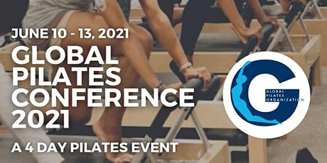 Global Pilates Organization:  commUNITY 2021 Conference tickets