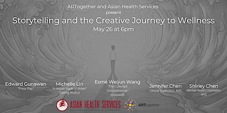 Storytelling and the Creative Journey to Wellness biglietti