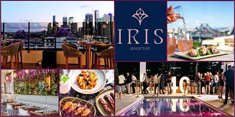 VCC Meet & Mingle - Iris Rooftop tickets