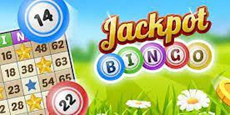Jackpot Bingo tickets