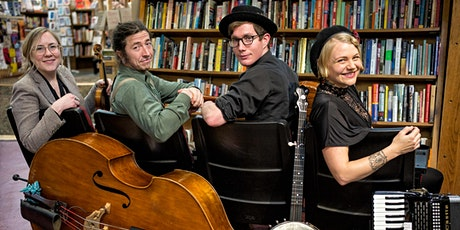 PATIO SHOW: The Resonant Rogues tickets